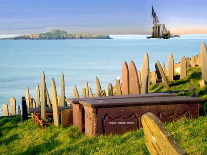 Grave Pictorial Wreck