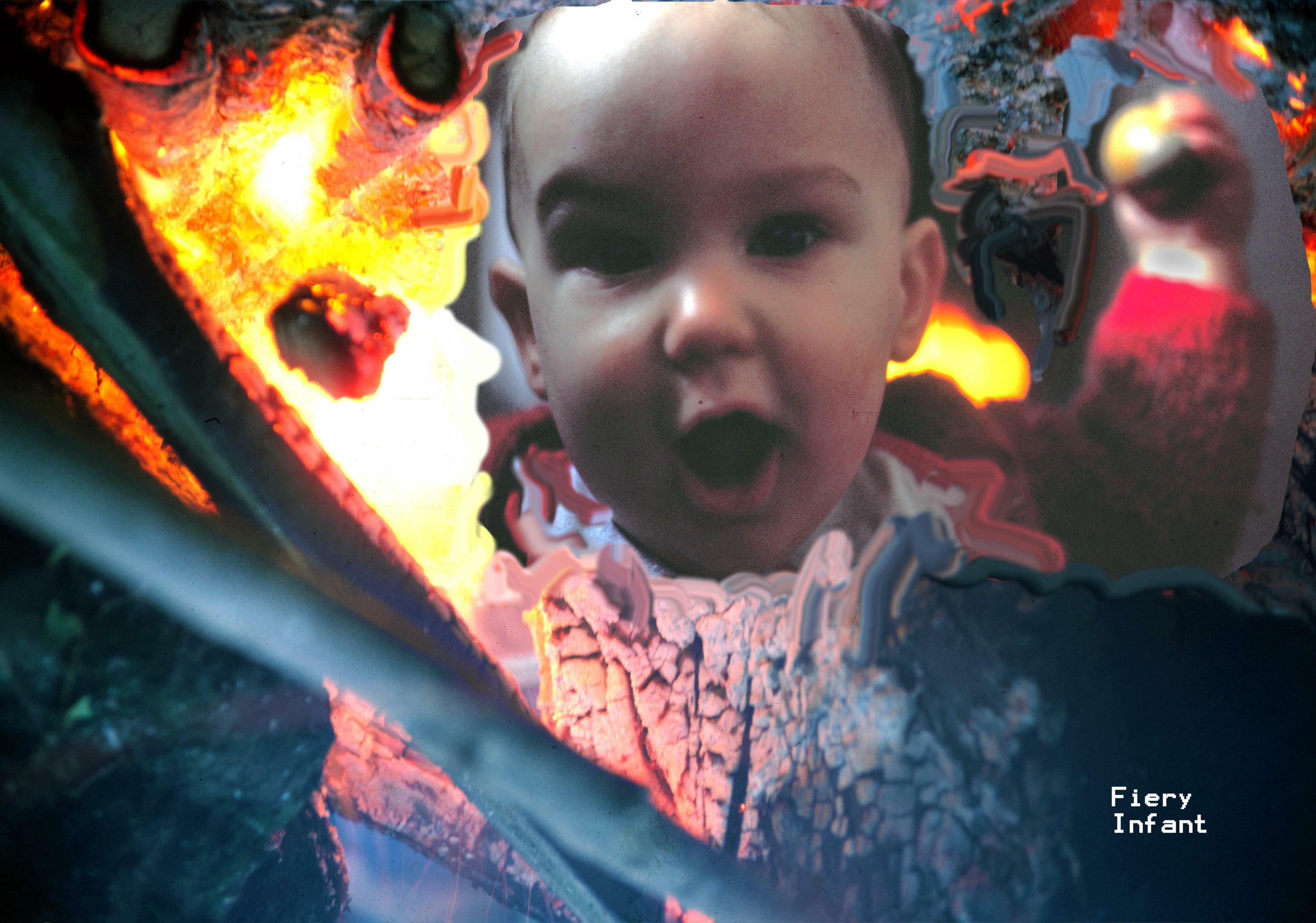 The Fiery Infant